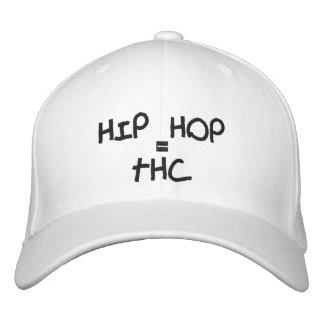 HIP HOP, =, THC GORRA DE BEISBOL