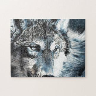 Hipnótico - rompecabezas del lobo