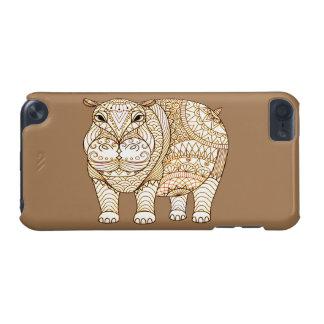 Hipopótamo Carcasa Para iPod Touch 5