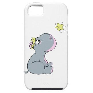 ¡Hipopótamo y estrella! Funda Para iPhone SE/5/5s