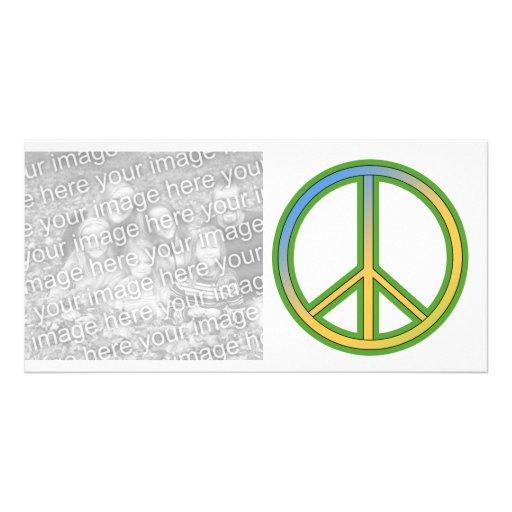 Hippie Photocard Tarjetas Con Fotos Personalizadas