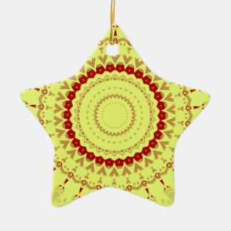 Hippie Trippy 2 de la ropa de Kris Alan Ornamentos De Reyes Magos