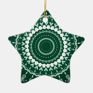 Hippie Trippy 3 de la ropa de Kris Alan Ornamento De Navidad