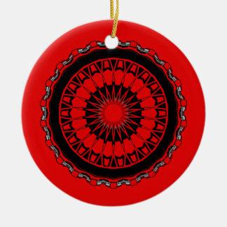 Hippie Trippy 4 de la ropa de Kris Alan Ornamentos De Reyes Magos