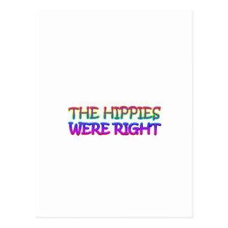 hippies postal