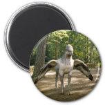 Hippogriff Imán Redondo 5 Cm