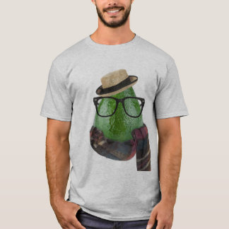 Hipster Avocado! Camiseta