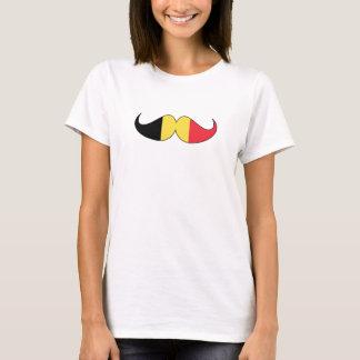 Hipster: Bélgica f Camiseta