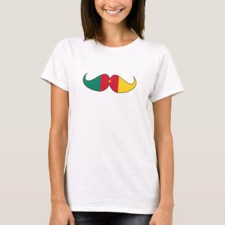 Hipster: Camerún f Camiseta