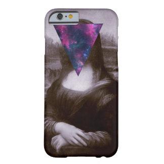 Hipster. de Mona Lisa Funda De iPhone 6 Barely There