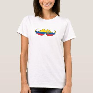 Hipster: Ecuador f Camiseta