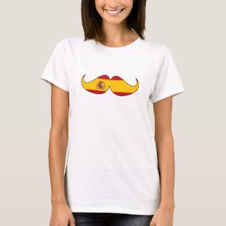 Hipster: España f Camiseta
