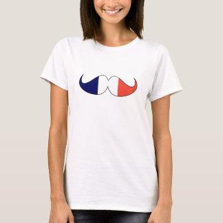 Hipster: Francia f Camiseta