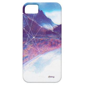 Hipster in cold funda para iPhone SE/5/5s