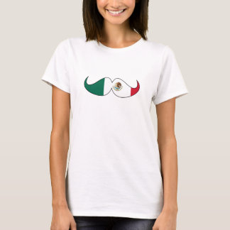 Hipster: Mexico f Camiseta