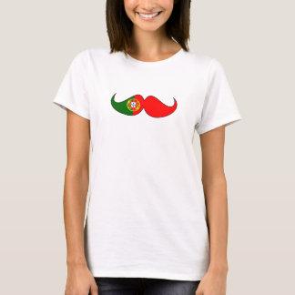 Hipster: Portugal f Camiseta