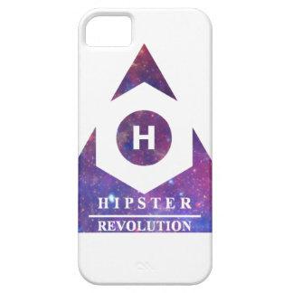 Hipster Revolución H iPhone 5 Cárcasa