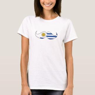 Hipster: Uruguay f Camiseta