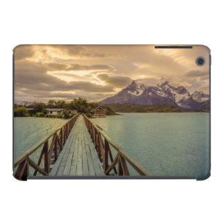 Histeria Pehoe. Cordillera del Paine Fundas De iPad Mini Retina