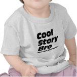 Historia fresca Bro - ahora deja la parada Kony Camisetas