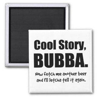 Historia fresca, Bubba Iman