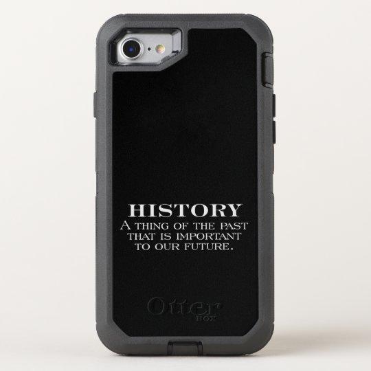 Historia Funda OtterBox Defender Para iPhone 7
