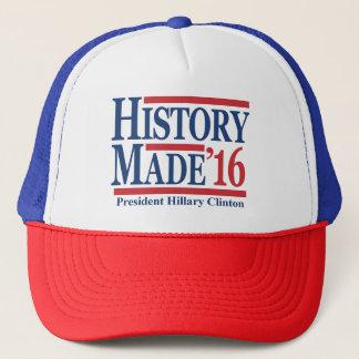 Historia hecha 2016 gorra de camionero