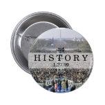 HISTORIA: Muchedumbre en la ceremonia de la inaugu Pin