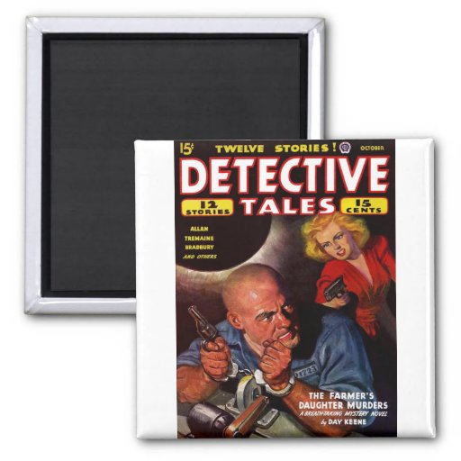 Historias de detectives - el asesinato de la hija  iman