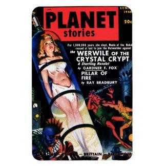 Historias del planeta - el imán de Werwile
