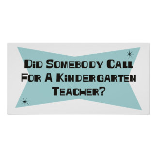 Hizo alguien llamada para un maestro de jardín de impresiones