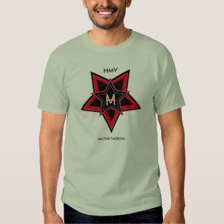 hmv, MILITAR FAKTION, HMV Camiseta