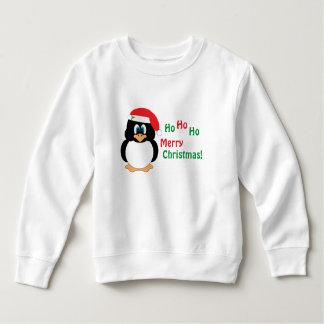 Ho Ho Ho camiseta del pingüino de las Felices
