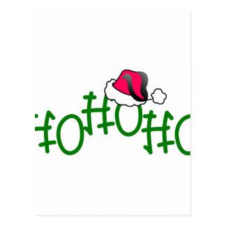 Ho Ho Ho Postal