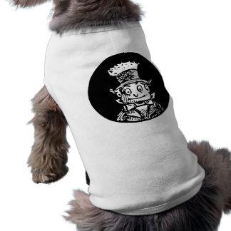 Hobo del brownie camisetas de mascota