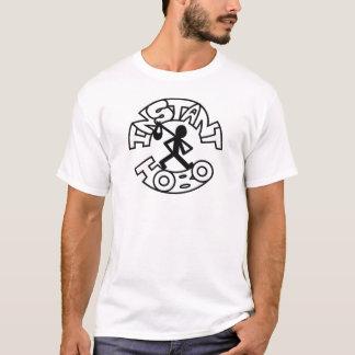 Hobo_Hobo inmediato Man_Logo_ Camiseta