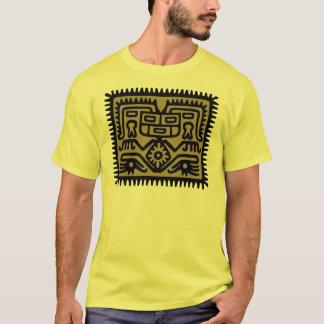 hocker azteca camiseta