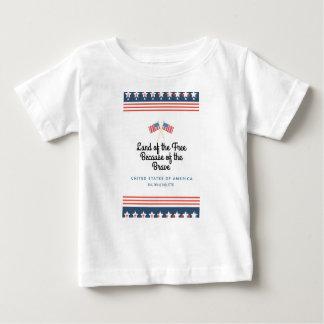 Hogar de la camisa infantil valiente