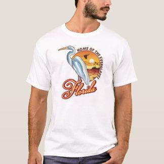 Hogar de la Florida de la camiseta de los marismas