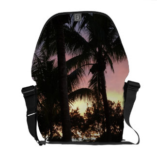 Hogar de la playa bolsas de mensajeria