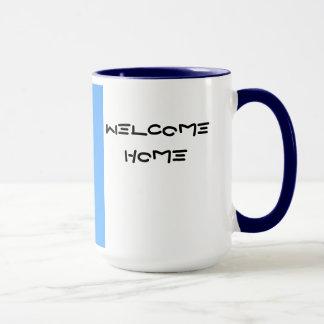 Hogar de la recepción de la taza de la galaxia C-5