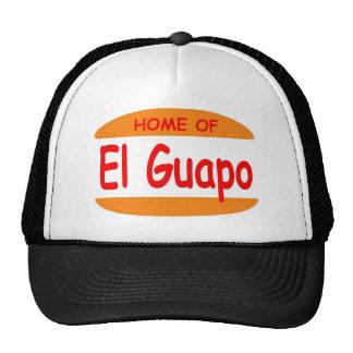 Hogar del gorra del camionero del EL Guapo
