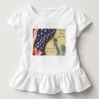 Hogar del libre camiseta de bebé