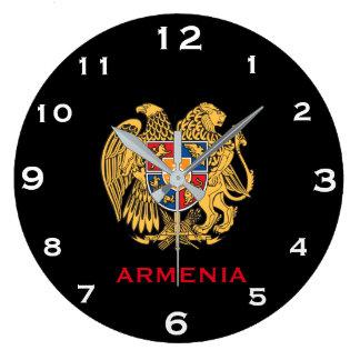 Hogar y oficina armenios del reloj de pared