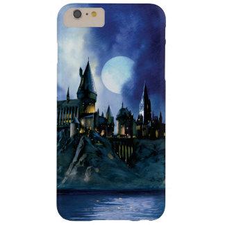 Hogwarts por claro de luna funda de iPhone 6 plus barely there
