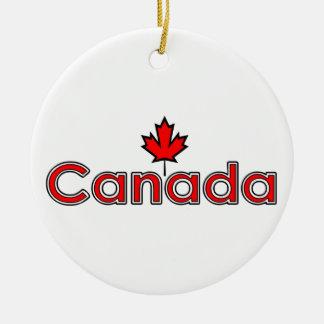Adornos hoja de arce canadiense for Arce ceramicas