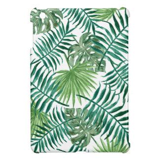 Hoja de palma botánica tropical de la planta