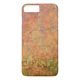 Hoja oxidada 	coloreada funda para iPhone 8 plus/7 plus