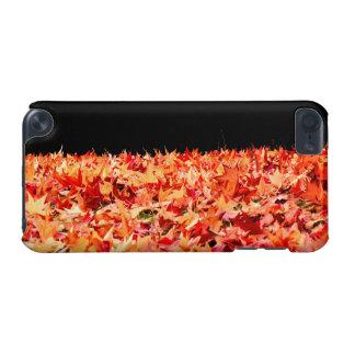 Hojas de arce carcasa para iPod touch 5G