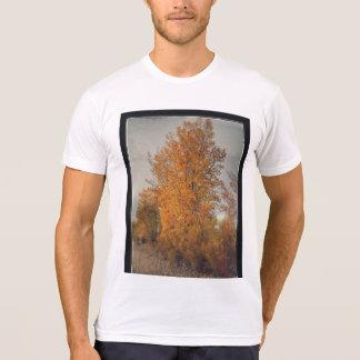 Hojas de otoño camiseta